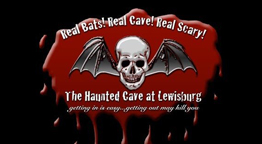 Lewisburg haunted Cave